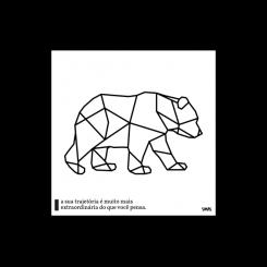 Quadro - Urso