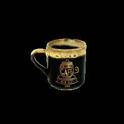 Xicara de Café Borda - Se Não Tem Café, Nem Vou!