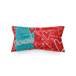 Almofada Palito - Super Namorado