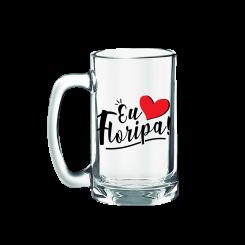 Caneco de Chopp -  Eu Amo Floripa