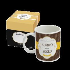 Caneca - Sogro Admiro