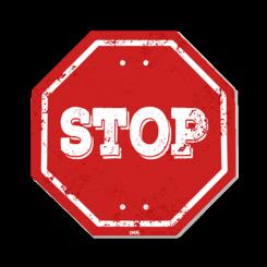 Octógono - Stop