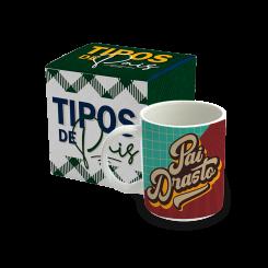 CANECA - TIPOS DE PAIS - PAIDRASTO