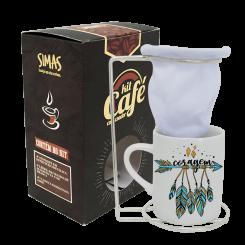 Kit Café - Flecha Boho Coragem