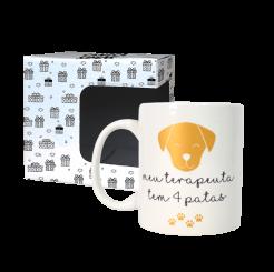 Caneca Pet - Terapeuta Cachorro