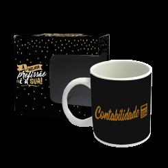 CANECA - PROFISSÕES GOLD - CONTABILIDADE