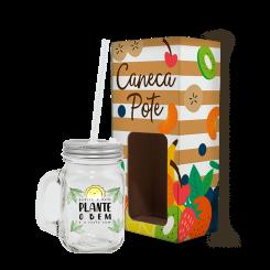 Caneca Pote - Plante O Bem