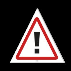 Triângulo - Atenção