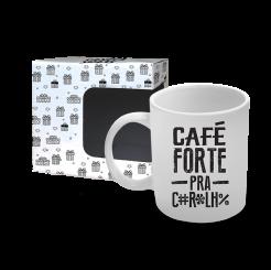 Caneca Meme - Café Forte