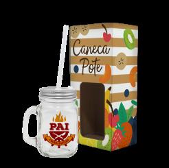 Caneca Pote  - Pai Churrasqueiro