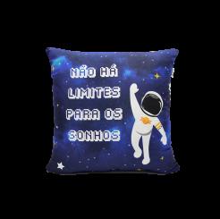Capa de Almofada - Astronauta