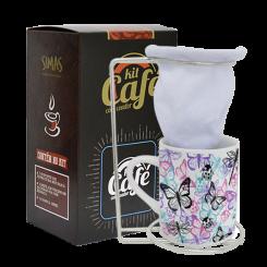 KIT CAFÉ - MIX INSETOS COLOR