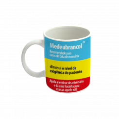 Caneca - Medeubrancol
