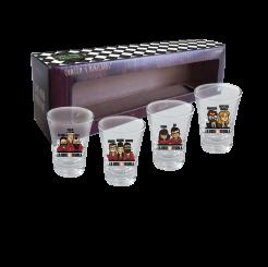 Copo Shot Kit Com 4un 60ml - La Dose de Tequila