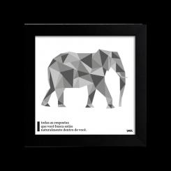 Quadro - Elefante