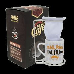 Kit Café - Tal Pai Tal Filho