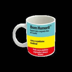 Caneca - Bom Humoril