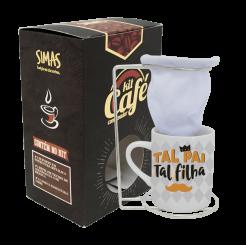 Kit Café - Tal Pai Tal Filha
