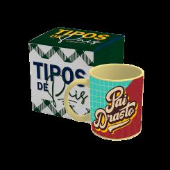 CANECA BICOLOR - TIPOS DE PAIS - PAIDRASTO
