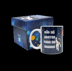 Caneca - Astronauta