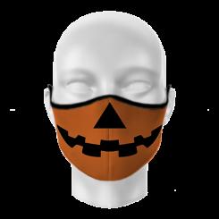 Máscara de Proteção - Abóbora