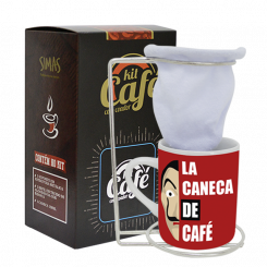 KIT CAFÉ - LA CANECA DE CAFÉ