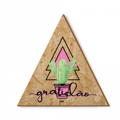 Triângulo - Gratidão