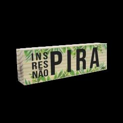 Bloco de Madeira - Inspira