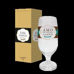 Taça de Cerveja 300ml + cx - Avoo Paixão