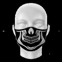 Máscara de Proteção - Caveira