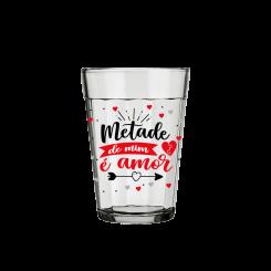 COPO AMERICANO - METADE DE MIM