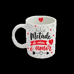 CANECA - METADE DE MIM