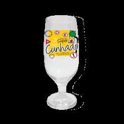 Taça de Cerveja - Super Cunhado