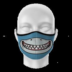 Máscara de Proteção - Tubarão