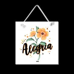 QUADRO - ALEGRIA