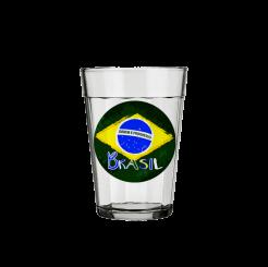 Copo Americano - Brasil Estilizado