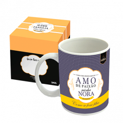 Caneca - Nora Adoro