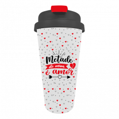 COPO TÉRMICO - METADE DE MIM