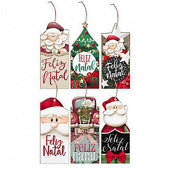 Tag Natalina - Feliz Natal