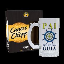 CANECO DE CHOPP - PAI NÁUTICA
