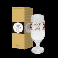 Taça de Cerveja 300ml + cx - Irmã Admiro