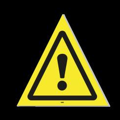 Triângulo - Alerta