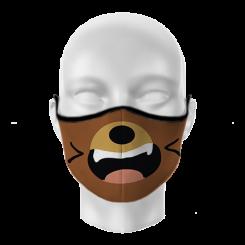 Máscara de Proteção - Urso