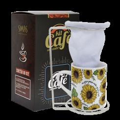 KIT CAFÉ - GIRASSOL