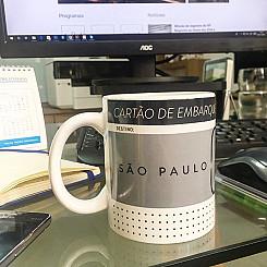 Caneca São Paulo - Destino