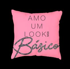 Capa de Almofada Pink - Girl Power