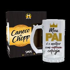 CANECO DE CHOPP - MELHOR PAI