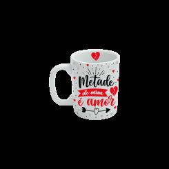 CANECA PEQUENA - METADE DE MIM