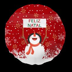 ALMOFADA SHAPE - NATAL ENCANTADO