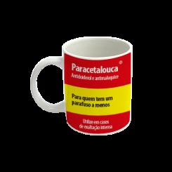 Caneca - Paracetalouca